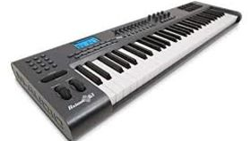 Image of a M Audio Axiom 61 Midi Controller