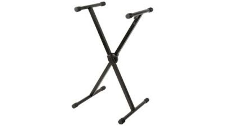 Picture of a Keyboard X-Stand