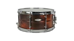 Image of a C&C: Copper over Brass Snare