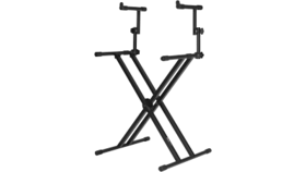 Image of a Keyboard X-Stand (Double)