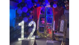 """Image of a 24"""" Marquee Numbers"""