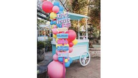 Image of a Dessert Cart