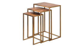 Image of a Copres Nesting Tables