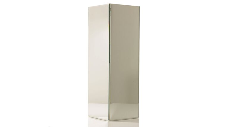 """Picture of a Beveled Mirror Pedestal 41"""" Tall"""