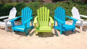 Image of a Adirondack Chairs (Any Color)