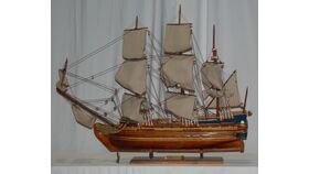"""Image of a 36"""" Wide Sovereign of the Seas Scale Ship Replica Model"""