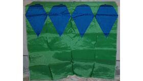 Image of a Equestrian / Jockey Flags - Assorted (Photos Attached)