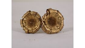 Image of a Gold Flower Pod 1 on a Pick