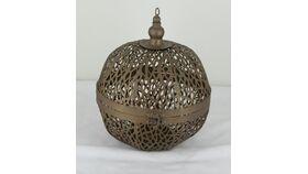 """Image of a Bronze Hanging Lantern 9"""""""