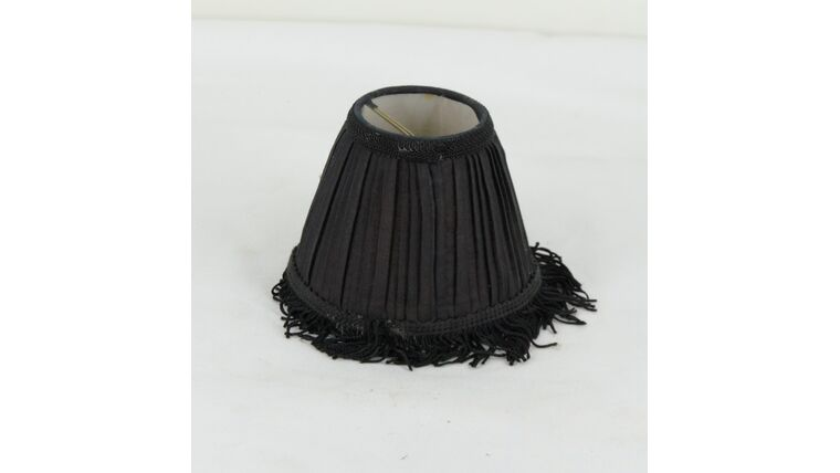 Picture of a Black Fringe Shade
