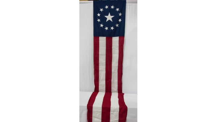 Picture of a 13 Star USA Banner