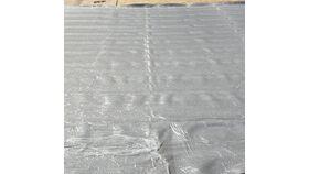 Image of a Grey Felt Carpet