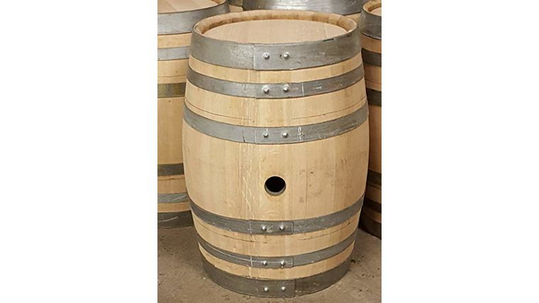 Picture of a Whiskey Barrels