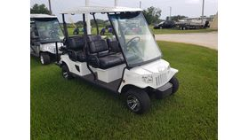 Image of a Golf Cart (seats 6)