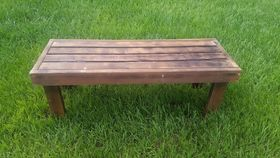 Image of a 4ft Benches