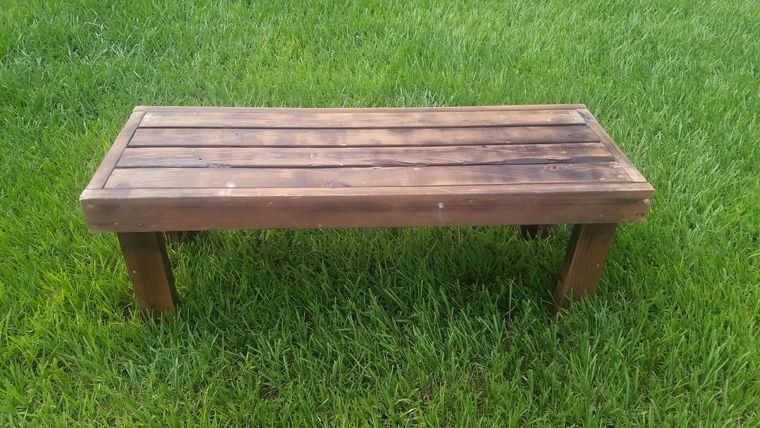 Picture of a 4ft Benches