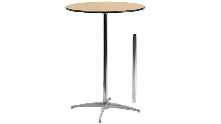"""Picture of a Cocktail Table 30"""" Round"""