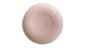 "Image of a 13"" Blush Stoneware Charger"