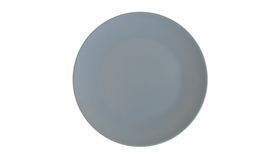 "Image of a 10"" Grey Slate Stoneware Dinner Plate"
