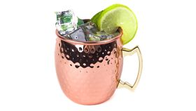 Image of a Moscow Mule Copper Mugs 16oz
