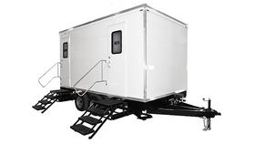 Image of a Lux Restroom Trailer 200+ Guests