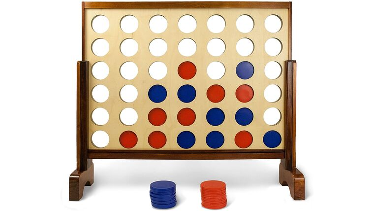 Picture of a Connect 4