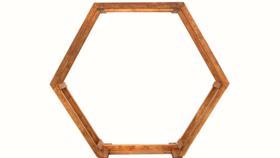 Image of a Hexagonal Arbor