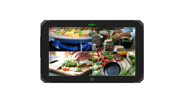 """Picture of a Atomos Sumo 19"""" Monitor Recorder/Switcher"""