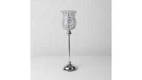 "Image of a 18"" Crystal Beaded Goblets"