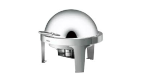 Image of a 5qt Round Chafing Dish