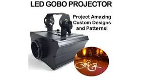 Image of a Gobo Projector