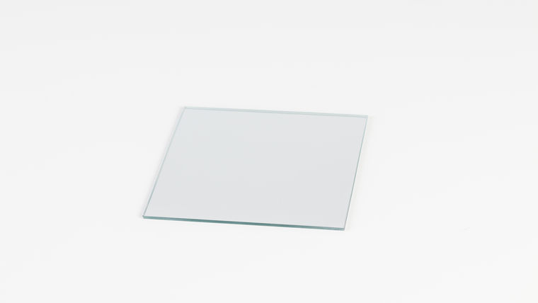 """Picture of a 6""""x6"""" Square Mirror"""