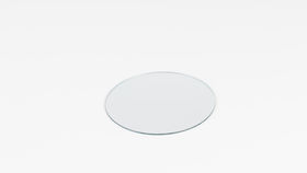 "Image of a 6"" Round Mirror"
