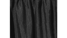 Image of a 3ft Black Banjo Drape