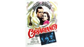 Image of a Casablanca Movie Poster