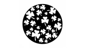 Image of a ADJ Shamrock Breakup Gobo