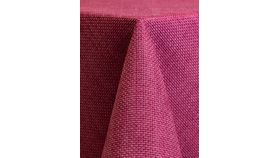 Image of a 18x90 Hot Pink Rattan Runner