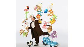 Image of a Balloon Artist