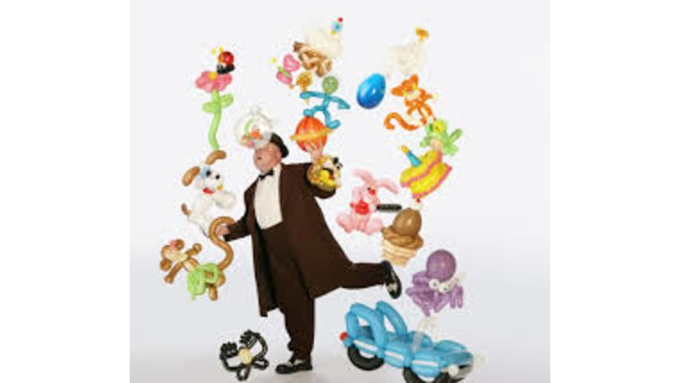 Picture of a Balloon Artist