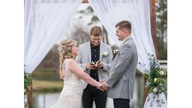 Image of a Officiant
