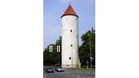 Image of a Castle Turrets