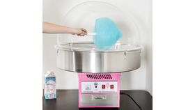 Image of a Cotton Candy Machine