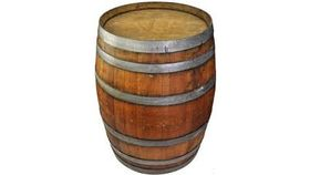 Image of a Wine Barrel