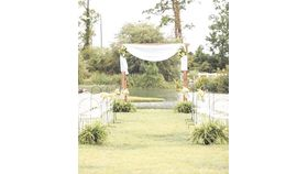 Image of a Barnwood Arch