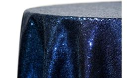 Image of a 18x90 Royal Blue Sequin