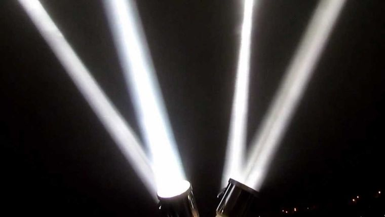 Picture of a Indoor Searchlight
