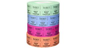 Image of a Raffle Tickets