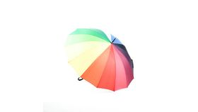 Image of a Mini Colorful Umbrellas