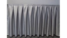 Image of a Grey Skirting