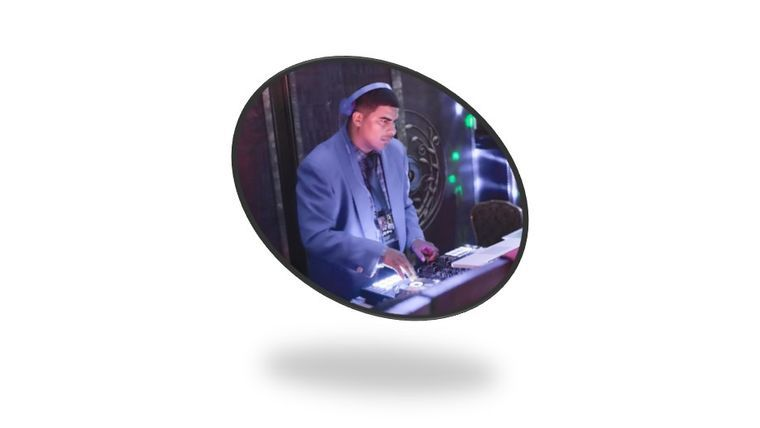 Picture of a DJ Claude Copeland - Wedding up to 5 Hours
